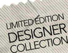 Limited Edition Designer Campaign(s)
